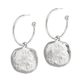 Moonwalk 2-in-1 Hoops - Silver