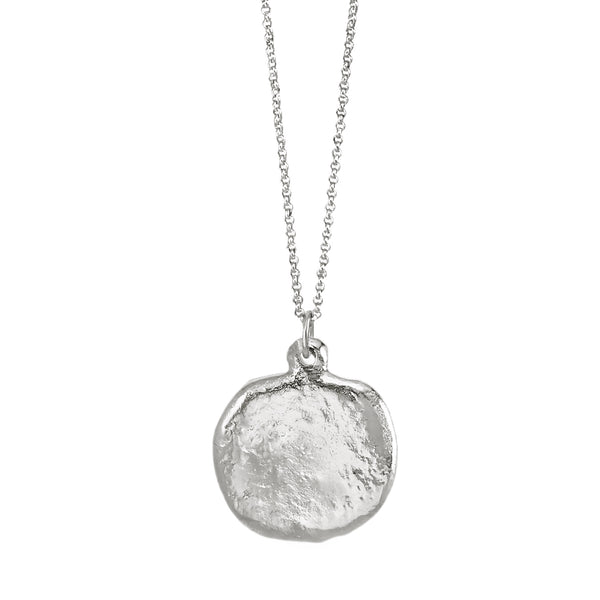 Moonwalk Pendant - Silver