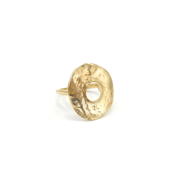 Shoreline Ring - Gold