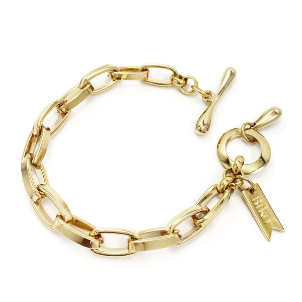 Small Chainlink Bracelet - Gold