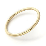 Solid State Bangle - Gold