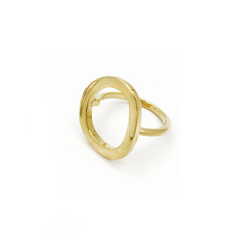 Wabi Sabi Ring - Gold