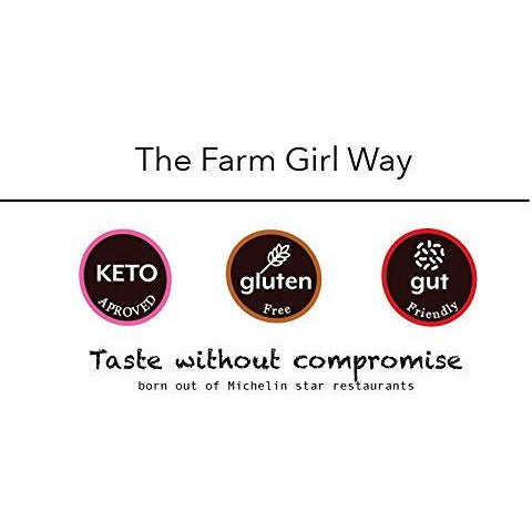 KETOMIX Nut Based Cereal Cinnamon Maple - Farm Girl