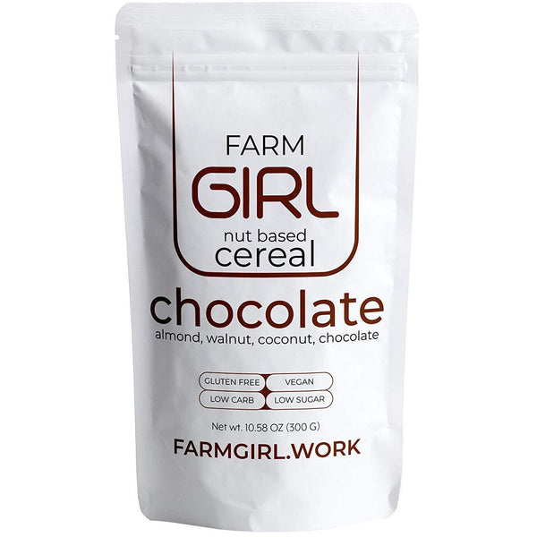 Chocolate: Nut Based Cereals - Farm Girl