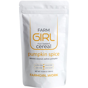 Pumpkin Spice Nut Cereal - Farm Girl