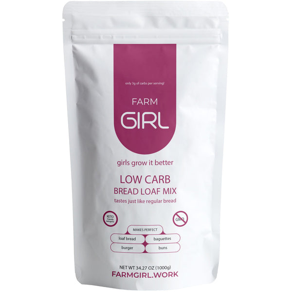 Low Carb Bread Mix - Farm Girl