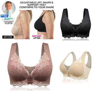 Front Closure Extra-Elastic Breathable BRA PROMOTION