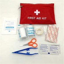 Load image into Gallery viewer, MINI first aid kit medical professional Urgently outdoor camping survival first aid kits bag