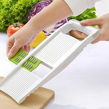Load image into Gallery viewer, 5 in 1 Vegetable Cutter Food Chopper-Kitchen Tools & Utensils-romancci.com-Romancci