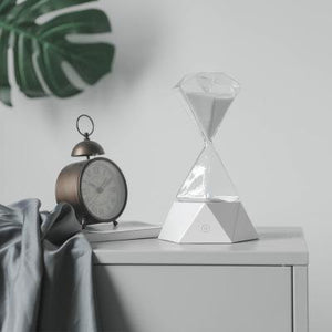 USB 15min Timer Hourglass Light