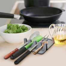 Load image into Gallery viewer, Kitchen Silicone Utensil Rest-Kitchen & Dining-skrstar.com-