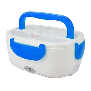 Portable Heating Electric Lunch Box-Kitchen & Dining-skrstar.com-Blue-EUPlug-