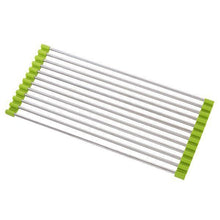 Load image into Gallery viewer, Roll-Up Drying Rack-Kitchen & Dining-skrstar.com-Green-