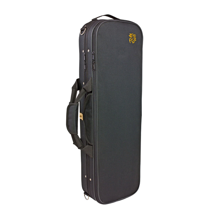 43VL34-600 - Tom & Will 3/4 size violin case Black