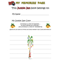 JJ5515 - Jumbie Jam - Songs by Letter Christmas Favourites for steel drum Default title