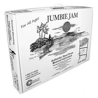 JJ3050-BL,JJ3050-PK,JJ3050-PU,JJ3050-GY - Jumbie Jam table top steel pan kit Blue
