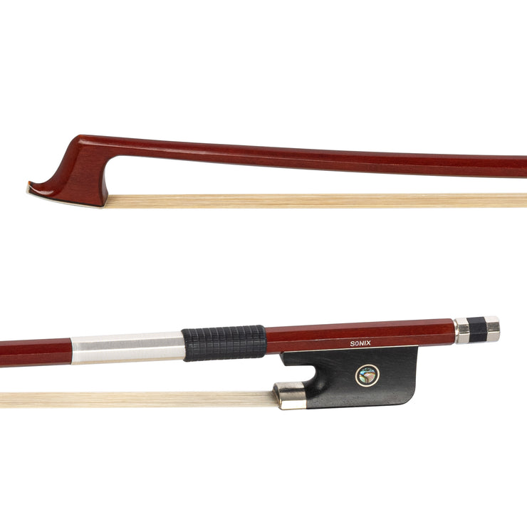 MMX63VC - Sonix student Sandalwood cello bow 4/4 full size
