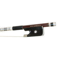 MMX85VC - MMX carbon composite ** wood veneer cello bow 4/4 Default title