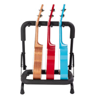 OC-480 - Octopus universal stand for multiple ukuleles 3 ukuleles