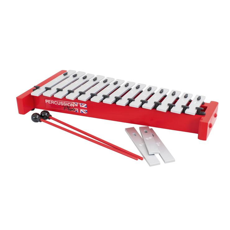 PP001 - Percussion Plus Classic Red Box soprano diatonic glockenspiel Default title