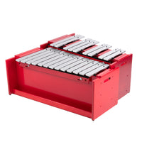 PP022 - Percussion Plus Classic Red Box bass metallophone - chromatic half Default title