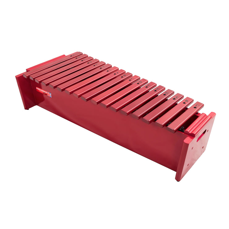 PP088 - Percussion Plus Classic Red Box tenor alto diatonic xylophone Default title