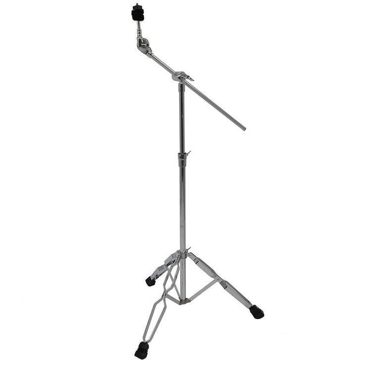 PP110BS - Percussion Plus double braced cymbal boom stand Default title