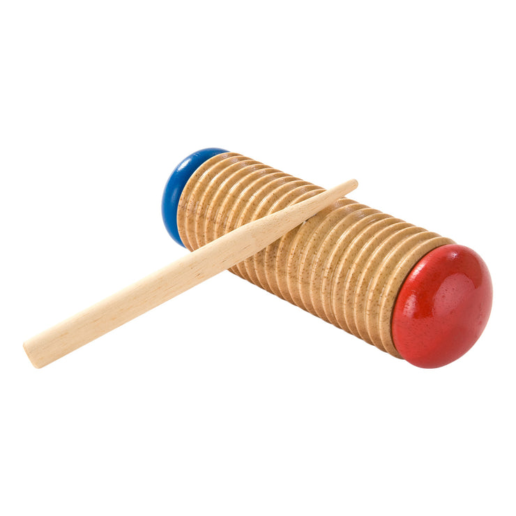 PP229 - Percussion Plus wood shaker guiro with scraper Default title