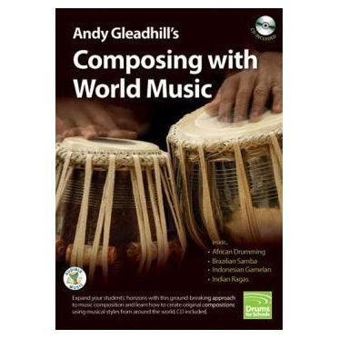PP4109 - Andy Gleadhill's Composing with World Music Default title