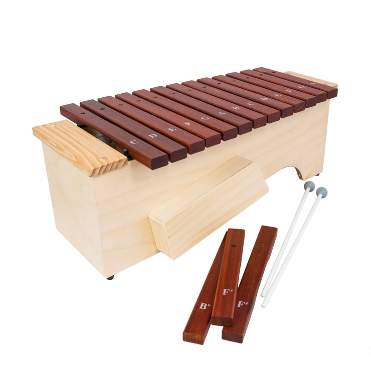 PP7025 - Percussion Plus Harmony alto diatonic xylophone Default title
