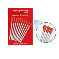 PP553 - Percussion Plus pack of 10 triangle beaters Default title