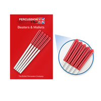 PP554 - Percussion Plus triangle beaters – pack of 5 Default title