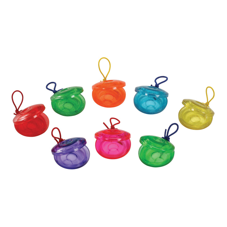 PP589 - Percussion Plus castanets in transparent sparkle Default title