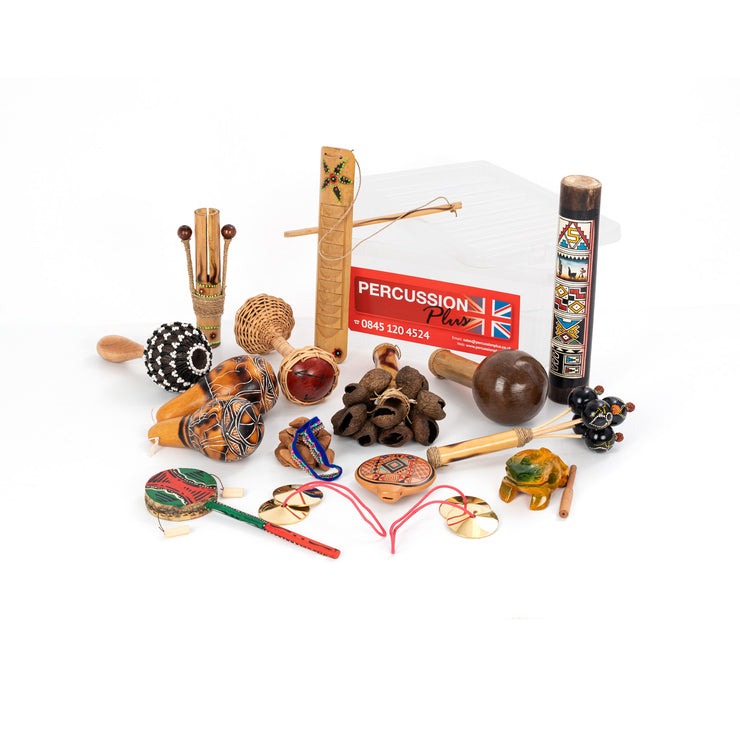 PP650 - Percussion Plus World Trade percussion kit Default title