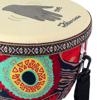 PP6634,PP663-10PK,PP663-15PK - Percussion Plus Slap Djembe packs - pretuned 4 pack