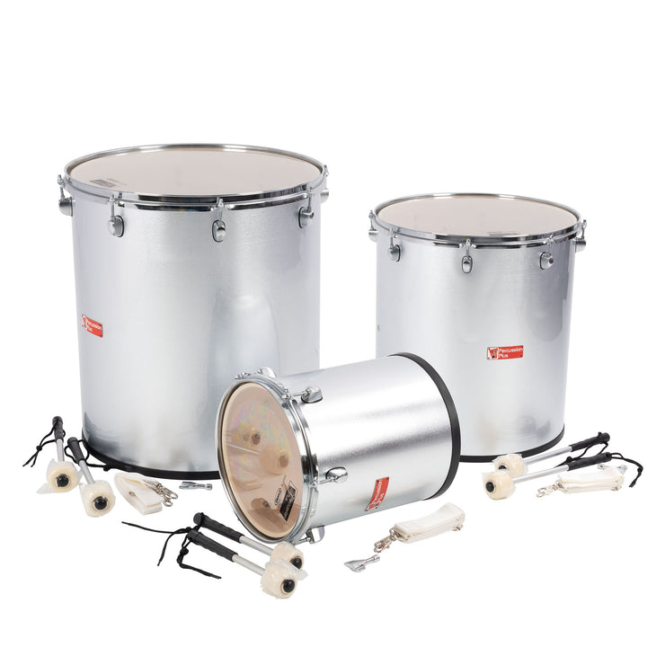PP780 - Percussion Plus samba drums - set of 3 Default title