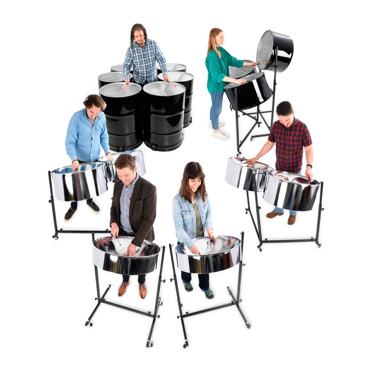 PP9005 - Percussion Plus Import Series steel pan concert band pack Default title