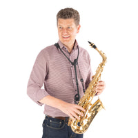 SAXHOLDER-PRO - Jazzlab SAXHOLDER-PRO harness for all sizes of saxophone Default title