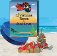 JJ5504 - Jumbie Jam - Christmas Tunes Song Book Default title