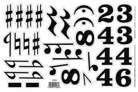 WMN20 - Chamberlain Music magnetic music symbols 2 Default title