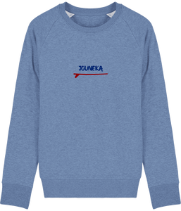 Sweat-Shirt Col Rond Bio Homme Jouneka Surf - Jouneka Surf Shop
