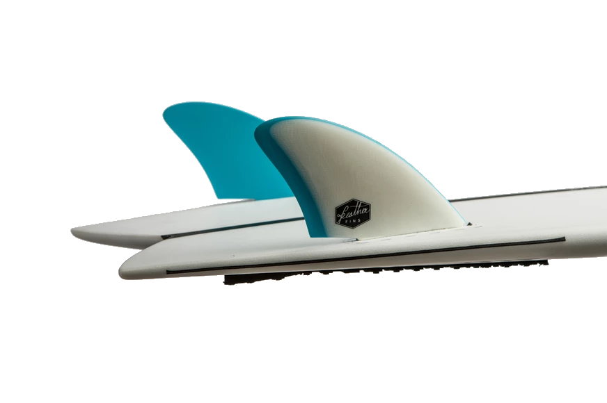 Dérives Twin Feather Fins® Compatibles Futures