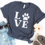 LOVE Paw Shirt