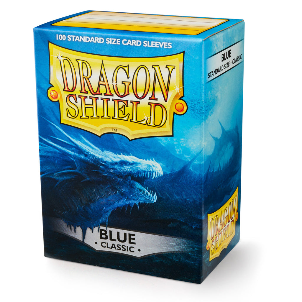 Dragon Shield - Classic Blue (x100)