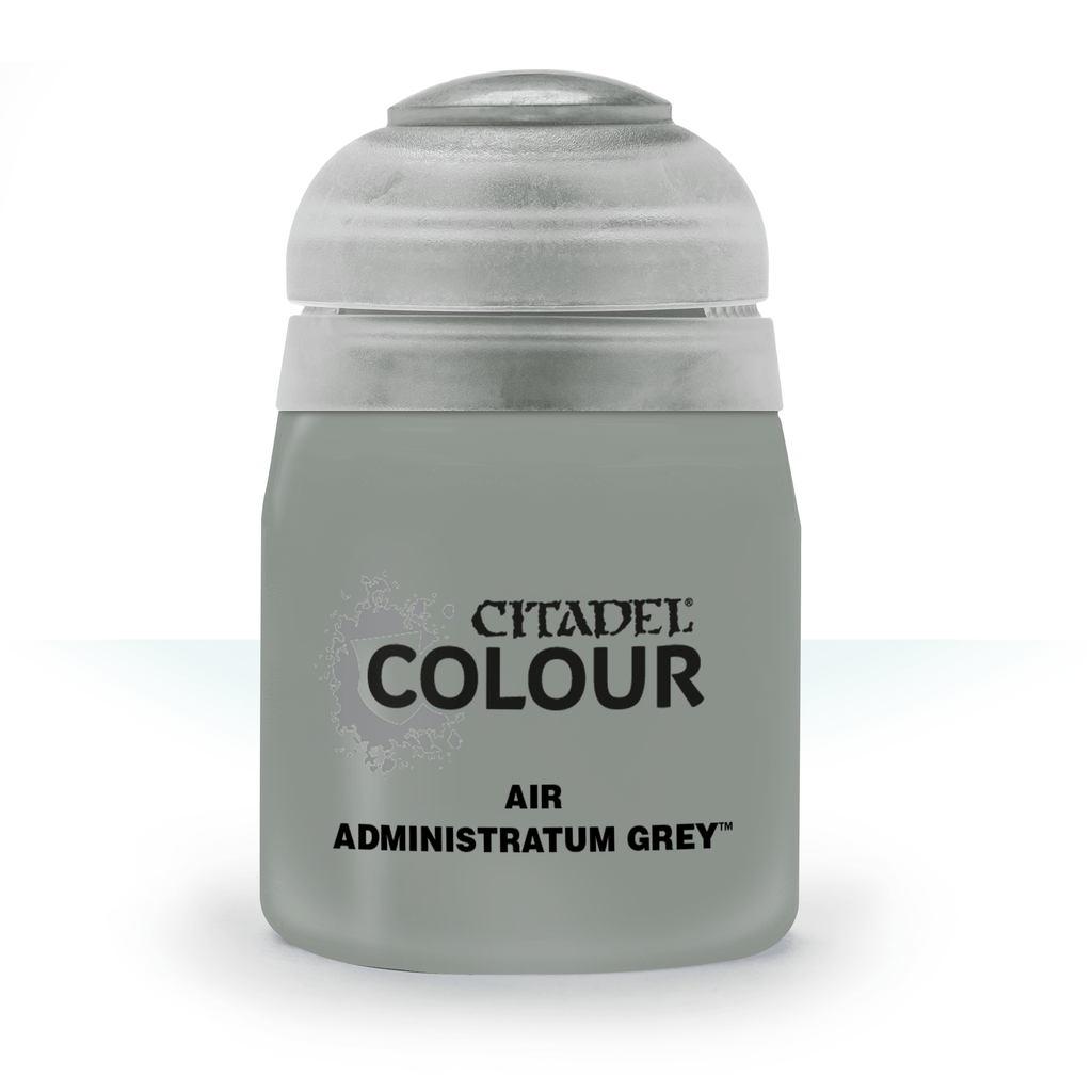 Air: Administratum Grey