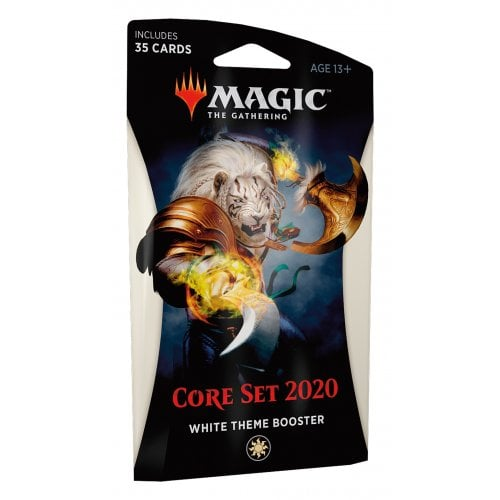 Core Set 2020 Theme Booster - White