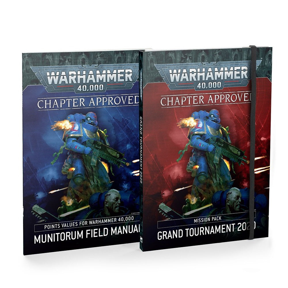 Warhammer 40000: Chapter Approved 2020