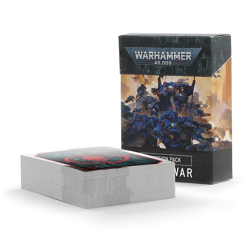 Warhammer 40000: Mission Pack Open War