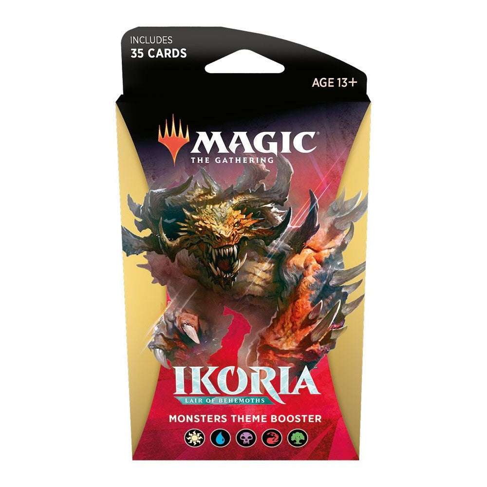 Ikoria: Lair of Behemoths Theme Booster - 5 Colour