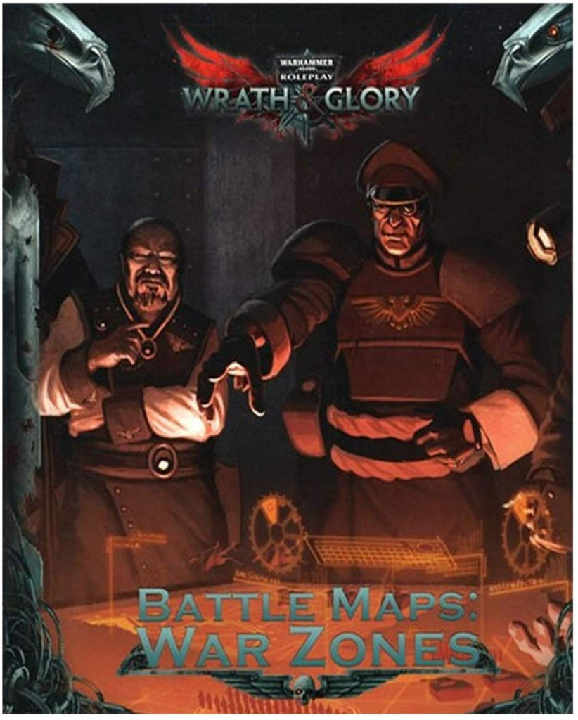 Wrath & Glory Battle Map
